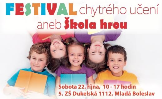 Festival chytrého čtení Mladá Boleslav